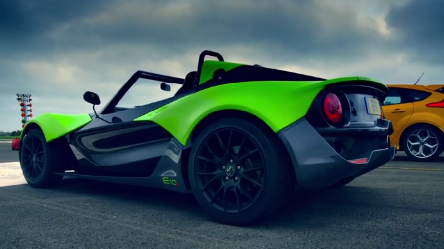 zenos e10s top gear