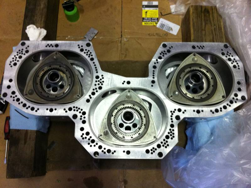 12 - 3 rotors