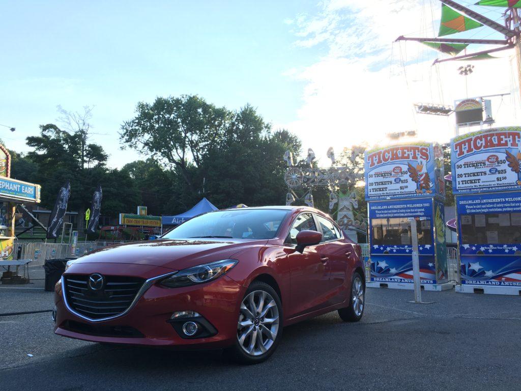 Mazda 3 carnival