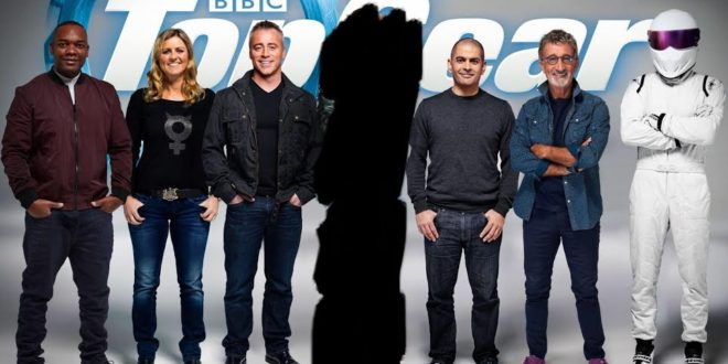 Top Gear without Evans