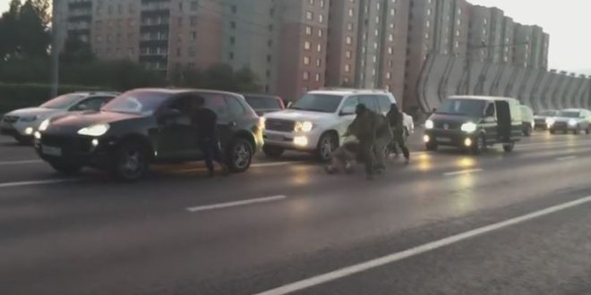 bad guys russia carjack