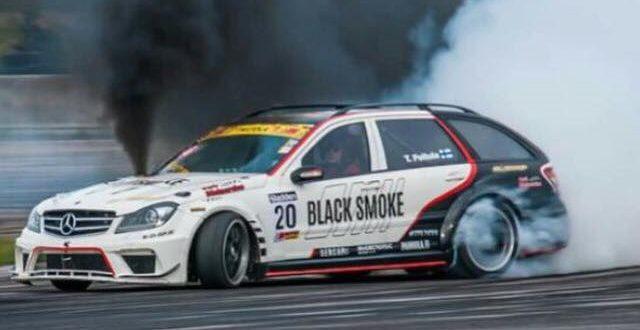 black smoke merc
