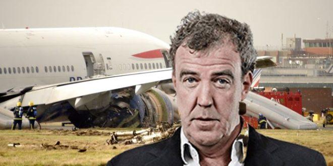 clarkson grand tour british airways