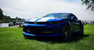 2016 Chevrolet Camaro 2.0T Full Review
