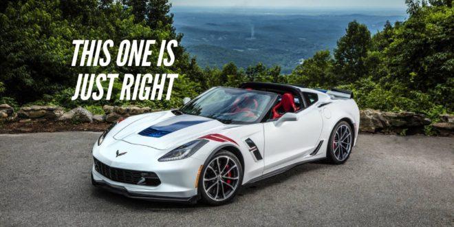 corvette grand sport goldilocks