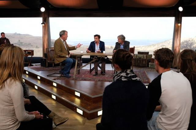 the grand tour - south africa taping