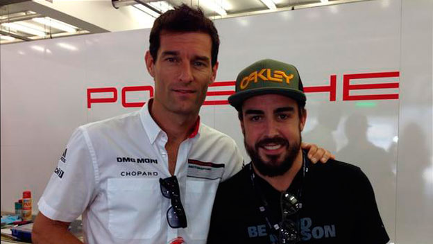 Like Webber before him, Alonso could bolt F1 in favor of a Factory ride in the WEC.