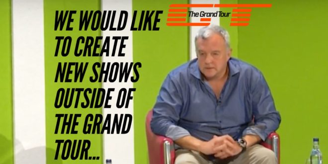 Andy wilman the grand tour interview