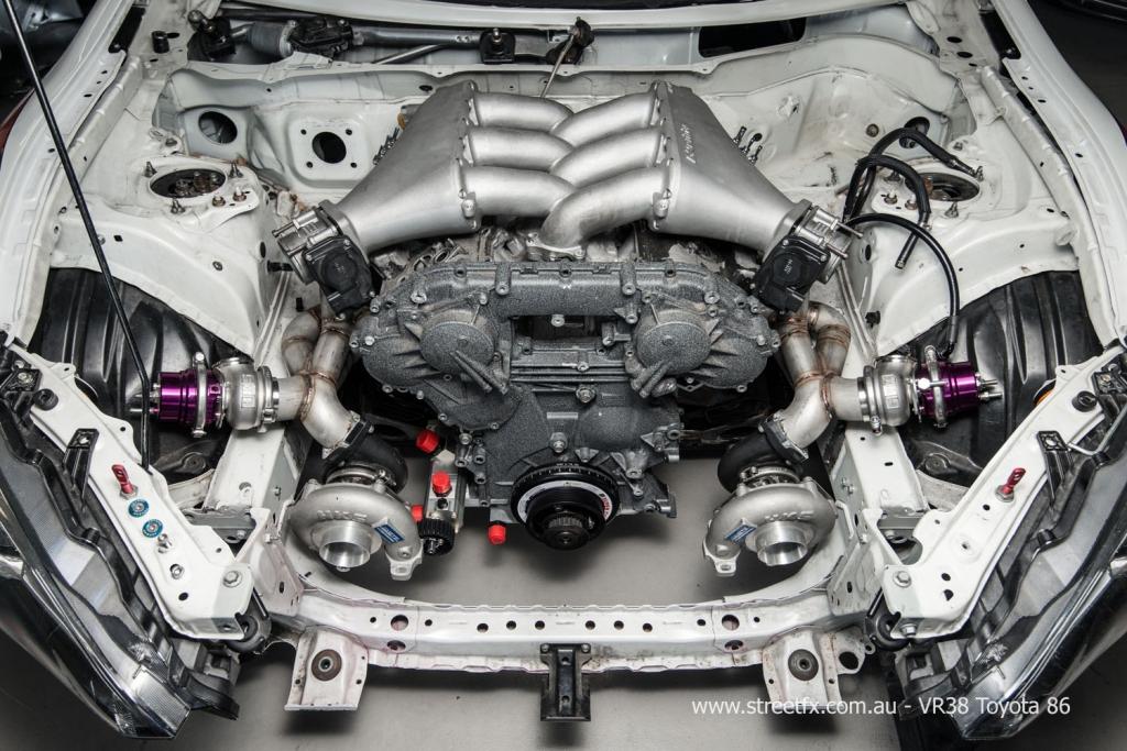 GTR 86 3