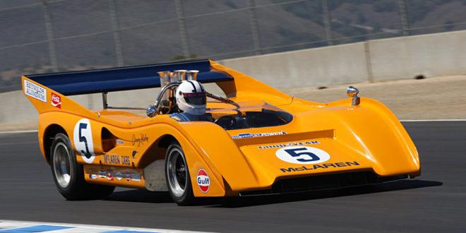 McLaren M8F Chevrolet