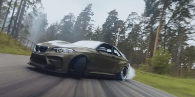 V BMW Series Lots Of Weight HP Drift Monster - Bmw 2 series weight