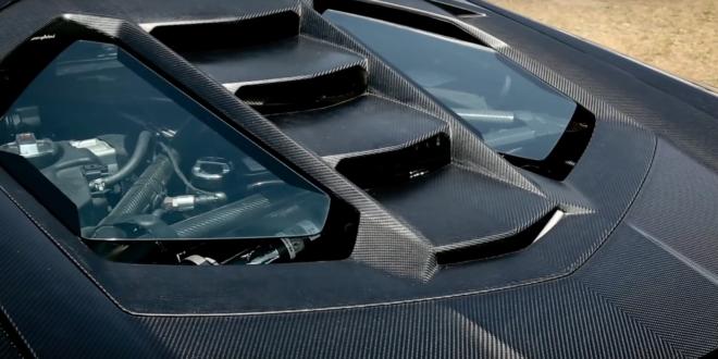 centenario carbon fiber nardo