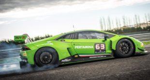 Lamborghini Heading Back To Le Mans?