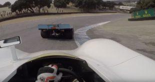 POV: Porsche 908 Around Laguna Seca