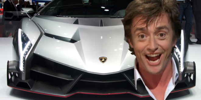 richard hammond lamborghini