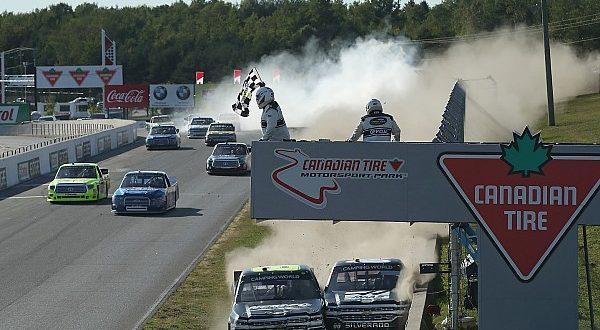 NASCAR TRUCKS CTMP