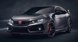 Honda's New Civic Type R Is Officially The Fastest FWD Car In The World. Shatters 'Ring Record.