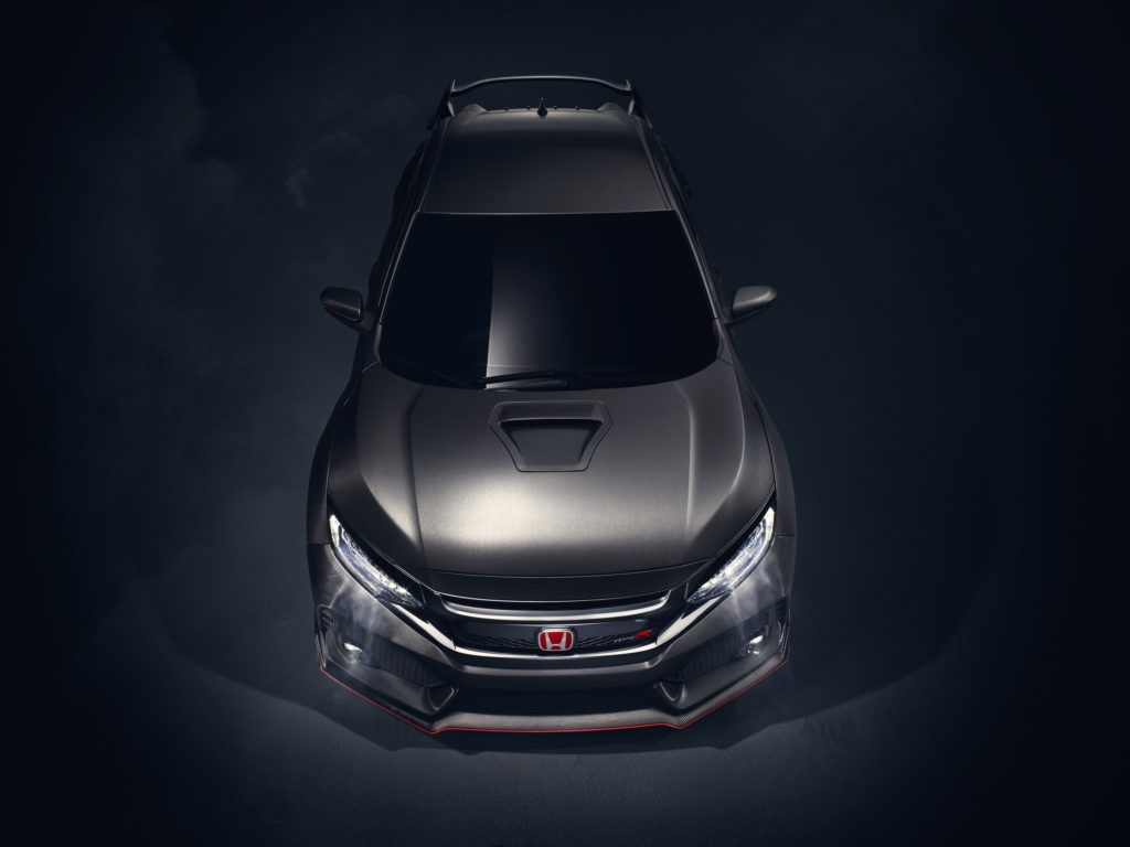civic-type-r-prototype-breaks-cover-in-paris-3