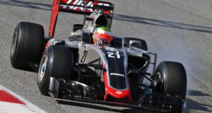 Haas' Gutierrez Continues To Frustrate & Aggravate Field