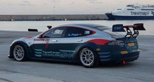Say Howdy To The First All Electric GT Racing Series