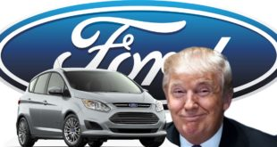 Is Ford Leaving America?