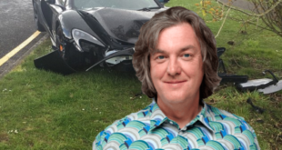 James May's Voice Will Make You Crash Into A Tree