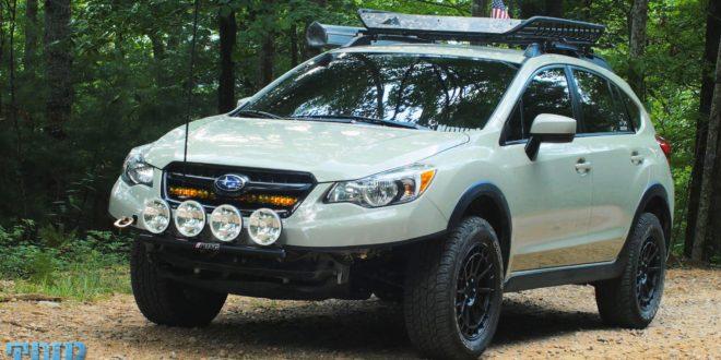 Hero Actually Off-Roads A Subaru XV Crosstrek And It's A ...
