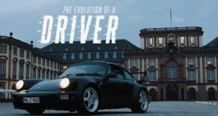 The 964 Turbo Makes You A Better Driver