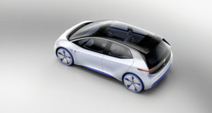 Volkswagen Hopes You Forget About Dieselgate With New 600 Kilometer Range Electric Car