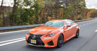 2016 Lexus RC F Review. The Japanese Muscle Car Cruiser Has Found Its Place In A Crowded Market.
