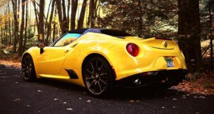 The Alfa Romeo 4C Is A Terrible Car In The Most Awesome Way Possible.