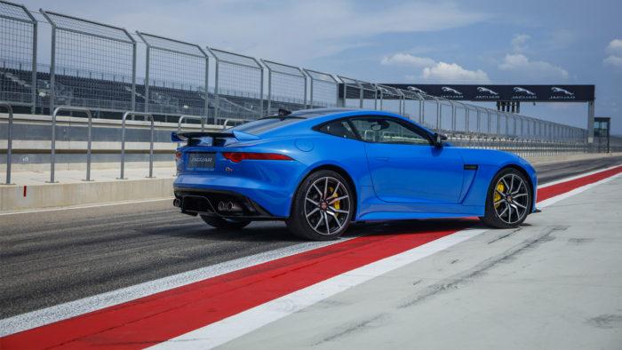 Unique The Jaguar FType SVR Is An Automotive Reality Check