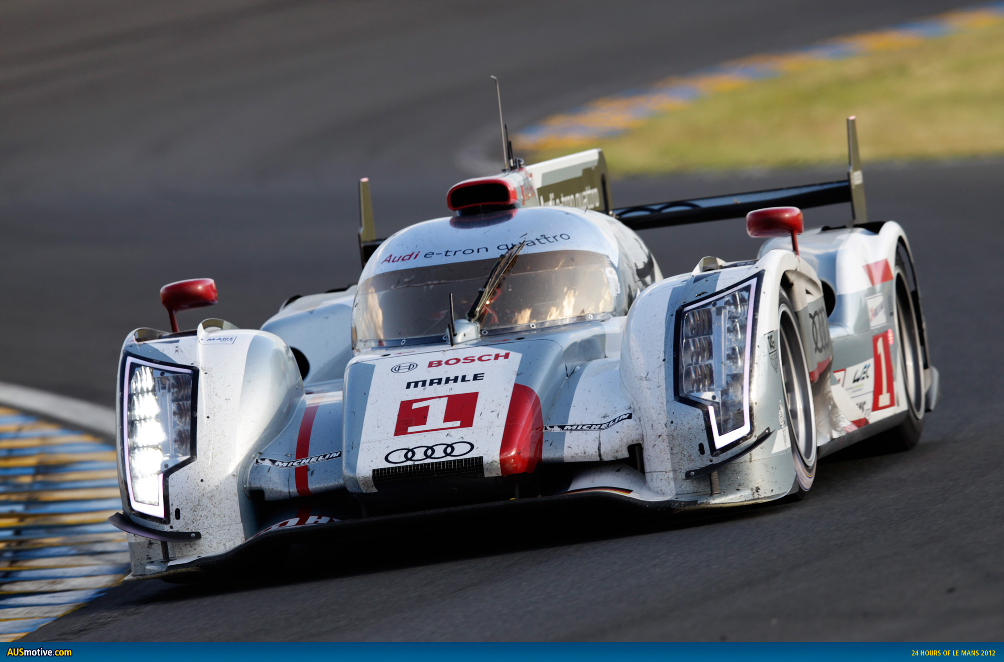 In 2012 Audi became the first team to win using Hybrid power.