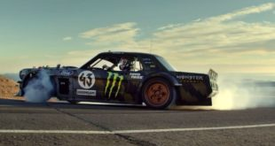Ken Block's New Drift Short Film Might Be Better Than Any Gymkhana