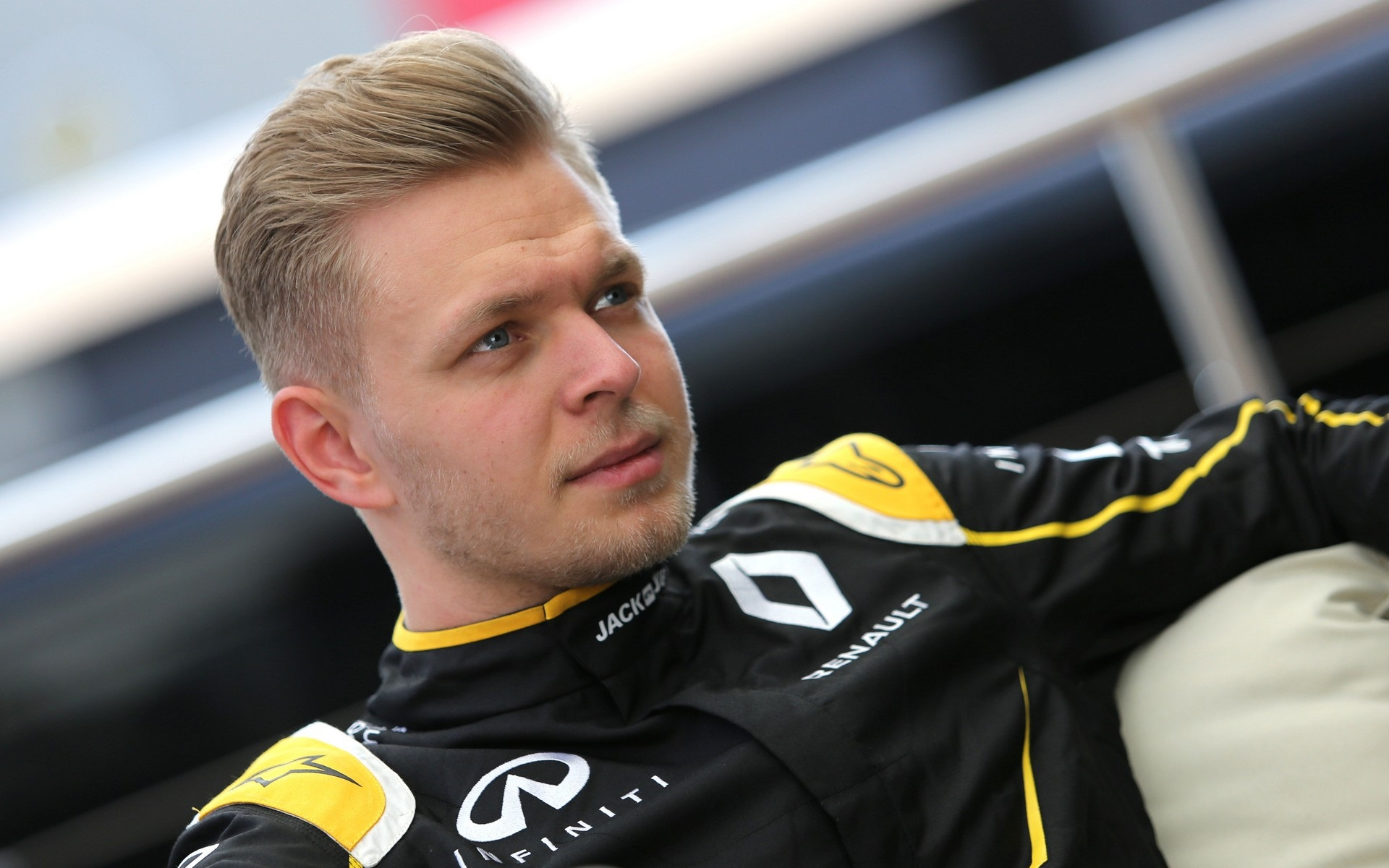 Kevin Magnussen (DEN), Renault Sport F1 Team 23.02.2016. Formula One Testing, Day Two, Barcelona, Spain. Tuesday. - www.xpbimages.com, EMail: requests@xpbimages.com - copy of publication required for printed pictures. Every used picture is fee-liable. © Copyright: Charniaux / XPB Images