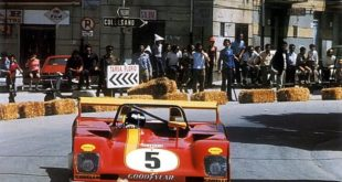 This Old School Video Of Jacky Ickx Lapping The Targa Florio Will Have You Clenching Your Cheeks