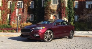 2017 Ford Fusion Sport Review: The Ultimate Family Sedan Sleeper?