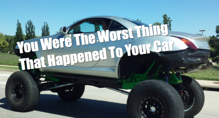 5 Ways You Can Ruin Your Car