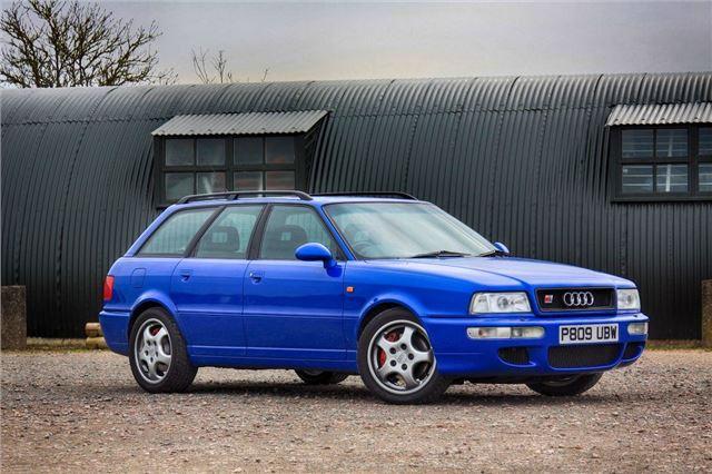 Audi Rs2 39 Shifting Lanes