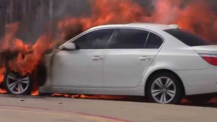 bmw-on-fire