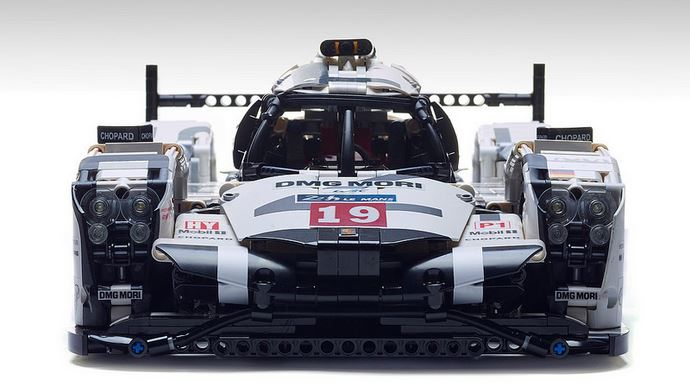 someone built a lego porsche 919 lmp1 and will absolutely. Black Bedroom Furniture Sets. Home Design Ideas