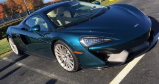 The McLaren 570GT Taught Me Everything I Know About Supercars