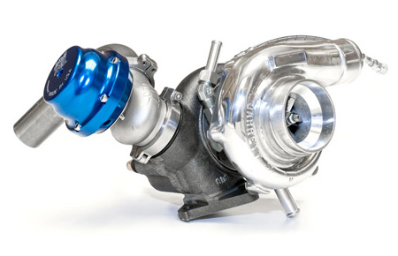 turbo-and-wastegate