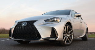 2017 Lexus IS200t F-Sport Review: Finally A Worthy Entry Level Sports Sedan