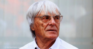 "Bernie Ecclestone Takes Firing With His Typical ""Grace"""