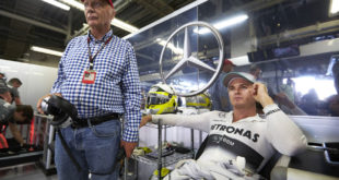 Niki Lauda Slams Nico Rosberg On His Retirement