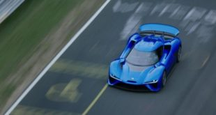 China Now Holds The Nurburgring EV Lap Record