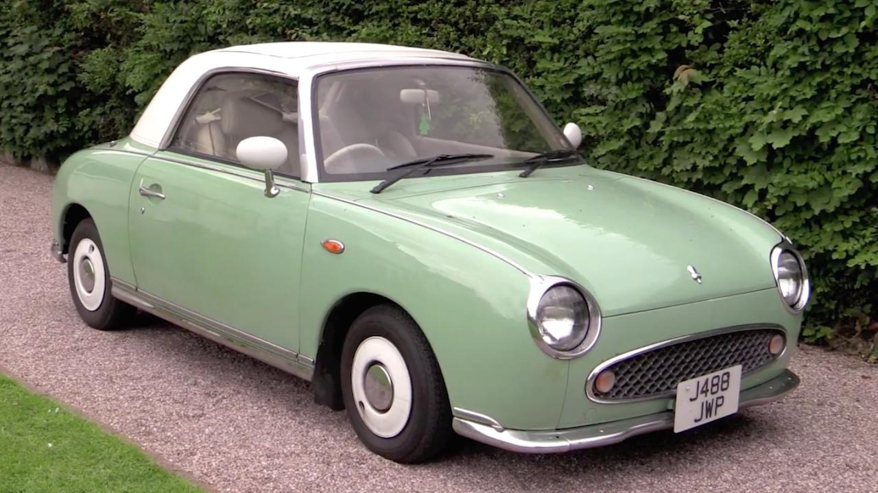Nissan Figaro Wash 28