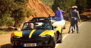 Delightful Sports Car Featured On Top Gear And The Grand Tour Says Goodbye
