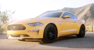 2018 Mustang Receives A Facelift, Or Is It A Frown?